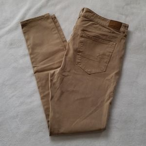 AE high waist jeggings